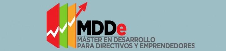 Banner Máster en Desarrollo para Directivos y Emprendedores MDDe #MDDe