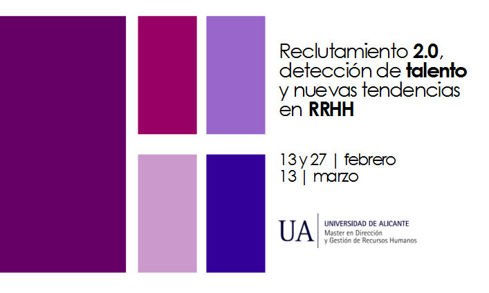 Reclutamiento 20 detección de talento y nuevas tendencias en RRHH