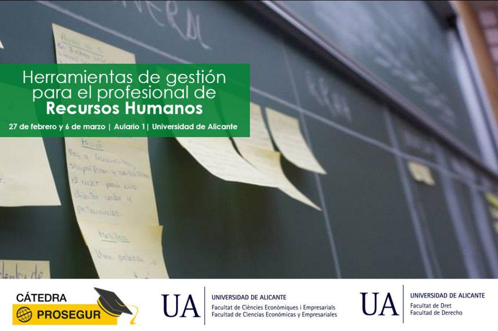 Herramientas de gestión para el profesional de Recursos Humanos 27 de febrero y 6 de marzo