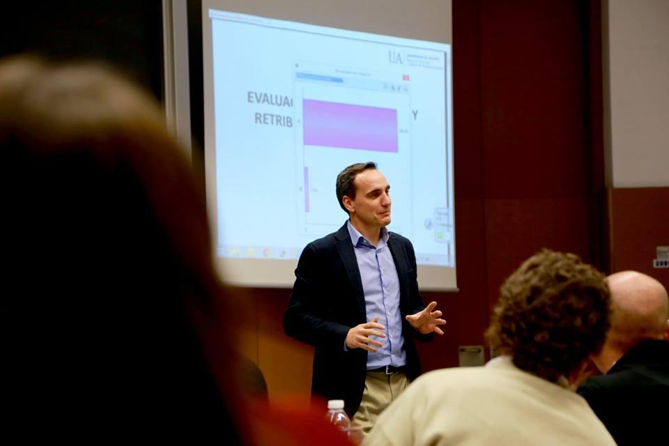 Fran Catalá. Evaluacion del desempeño y retribución. Máster Recursos Humanos Universidad de Alicante