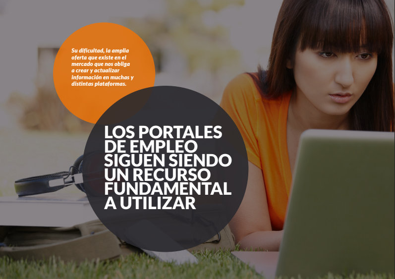 Portals of employment blogs applications master in direccion and gestion of human resources of the university of alicante