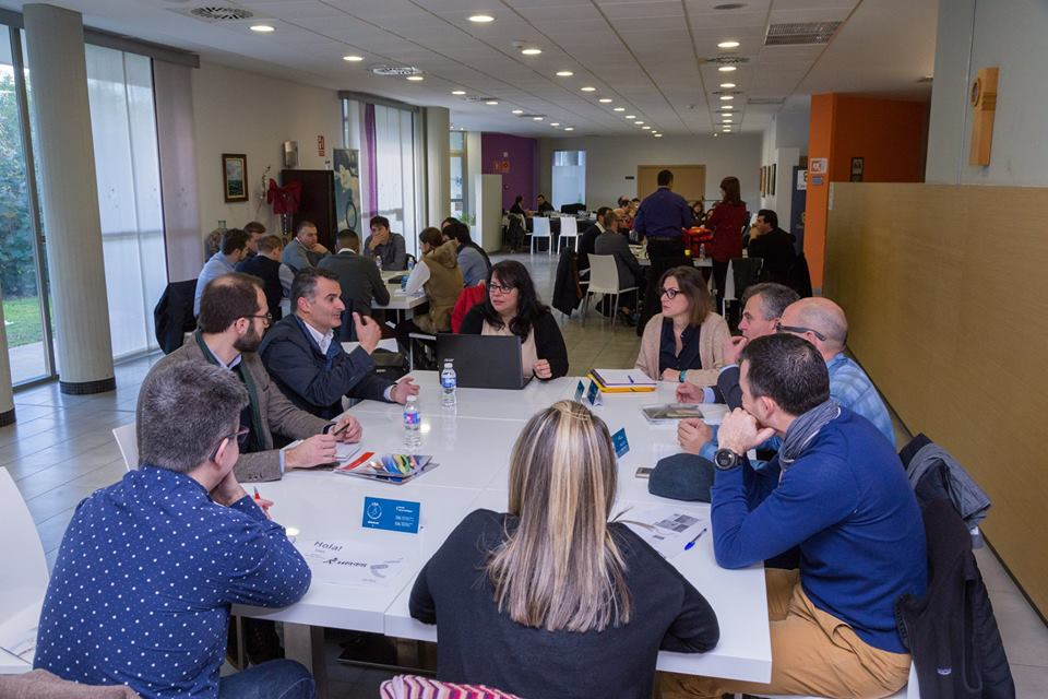 Speed networking oftex internacionalizaci n de la - Empresas multiservicios alicante ...