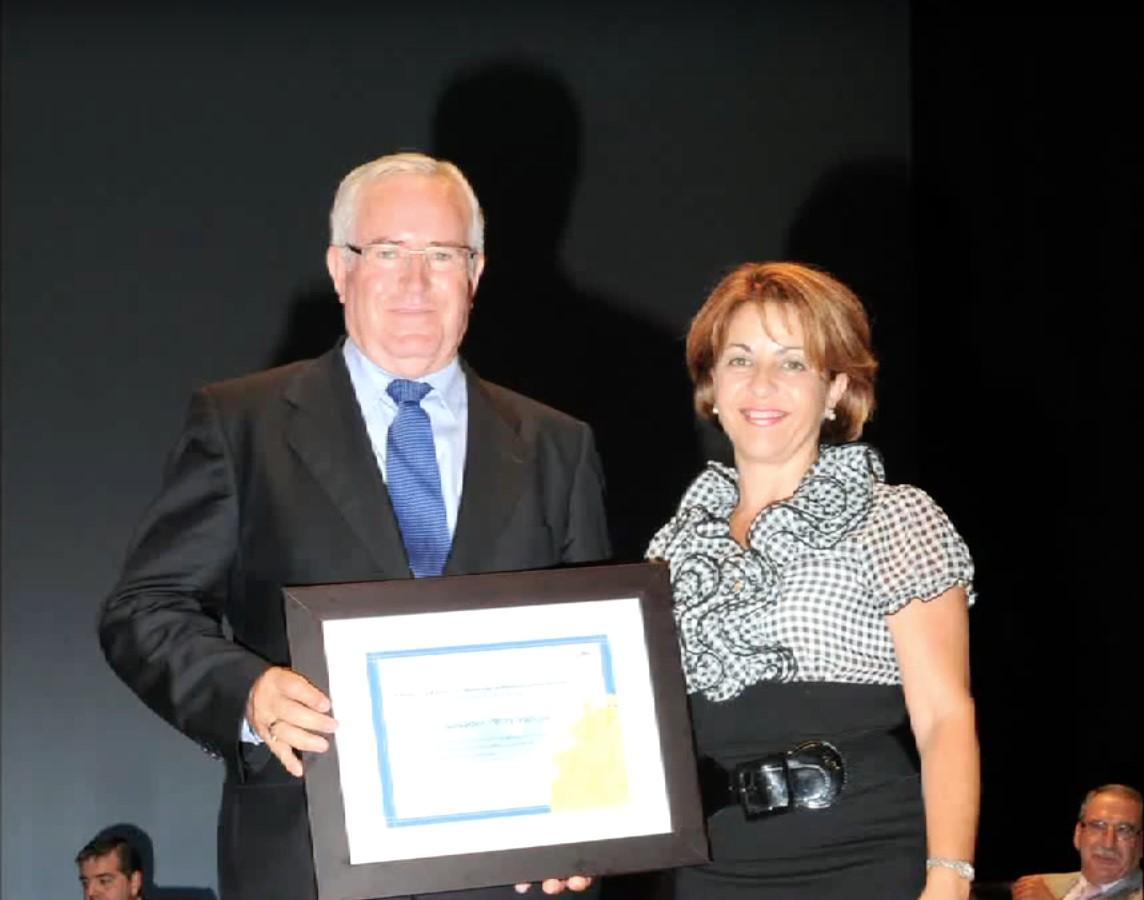 Premios empresa universidad 2011 Salvador Pérez Vázquez Grupo Soledad