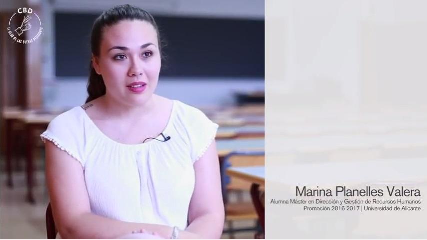 marina planelles master en direccion y gestion de recursos humanos universidad de alicante