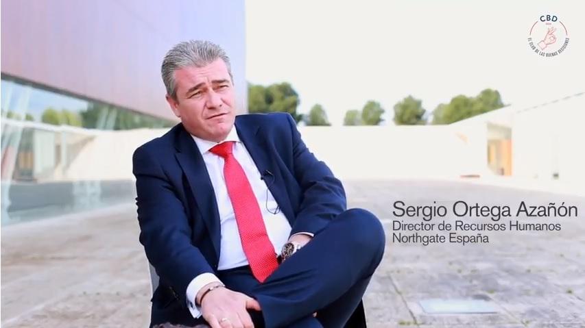 Sergio Ortega director recursos humanos Northgate España Máster UA MRH