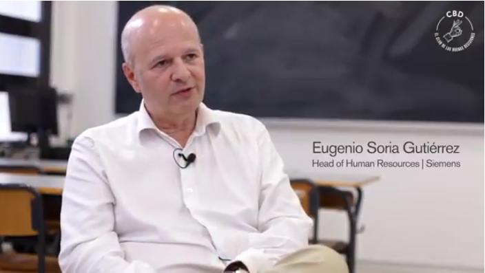 eugenio soria club de las buenas decisiones cbdtalks recursos humanos