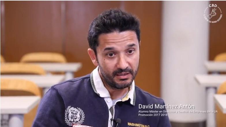 david martinez anton alumno master direccion y gestion de empresas universidad de alicante mde