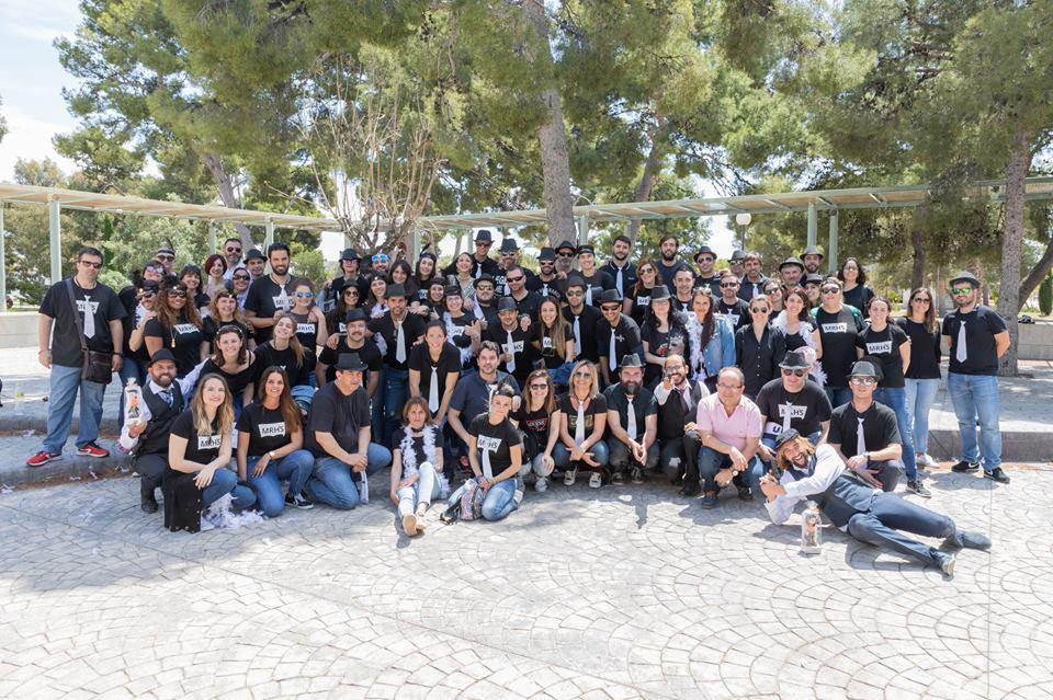 outdoor training universidad de alicante 2018