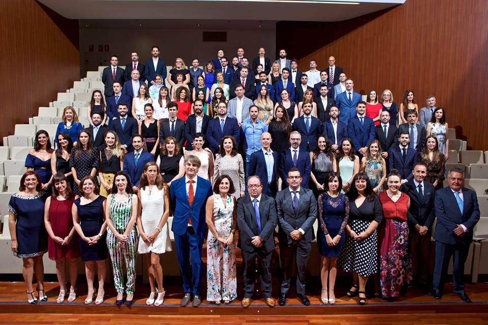 clausura 2018 master direccion y gestion de empresas recursos humanos y programa superior de gestion universidad de alicante