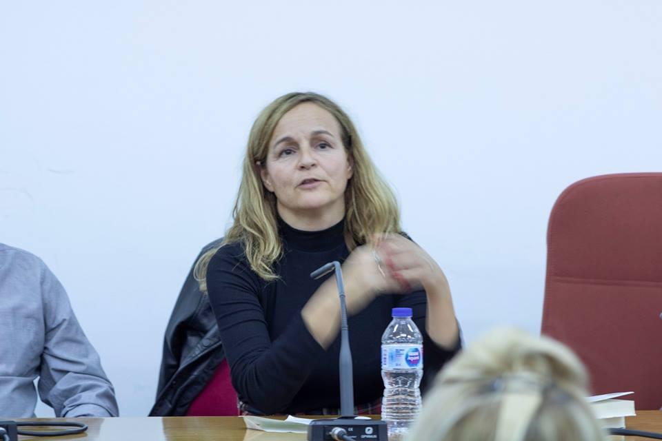 Encuentro profesionales recursos humanos universidad de alicante Carolina Martin sector retail