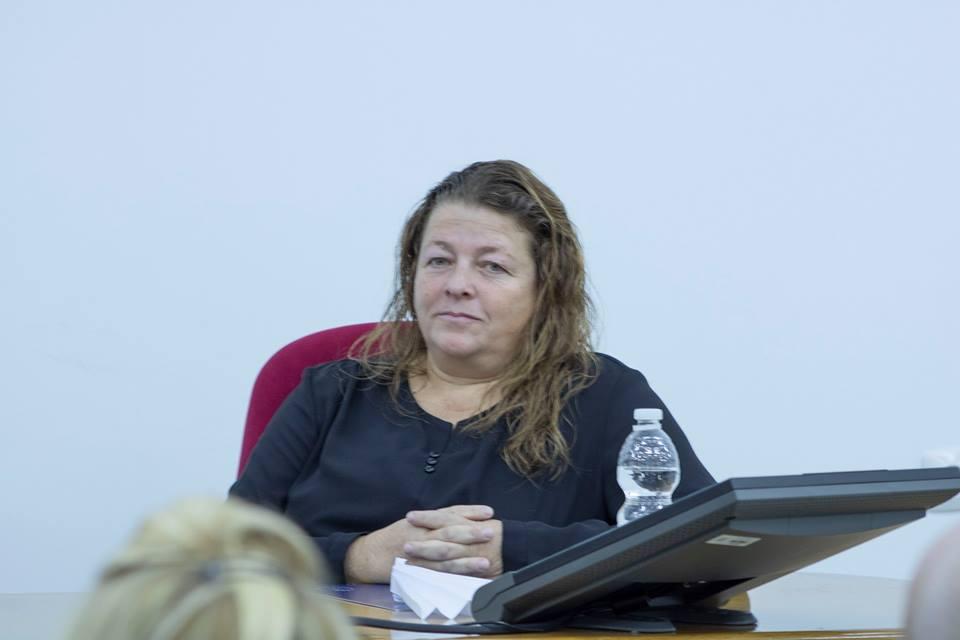 Encuentro profesionales recursos humanos universidad de alicante Cecilia Coll Laboratorios Quinton