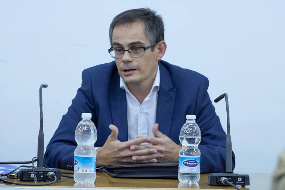 Encuentro profesionales recursos humanos universidad de alicante Jose Manuel Tomas Musgrave España