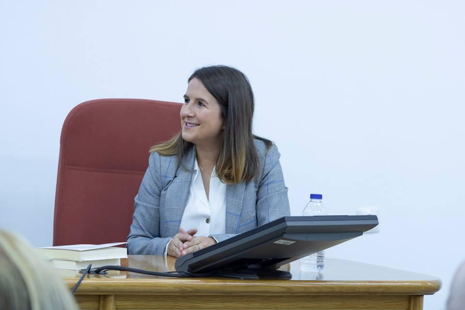 Encuentro profesionales recursos humanos universidad de alicante lorena moreno