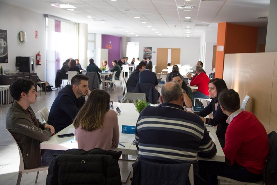 speed networking direccion financiera master direccion y gestion de empresas universidad de alicante