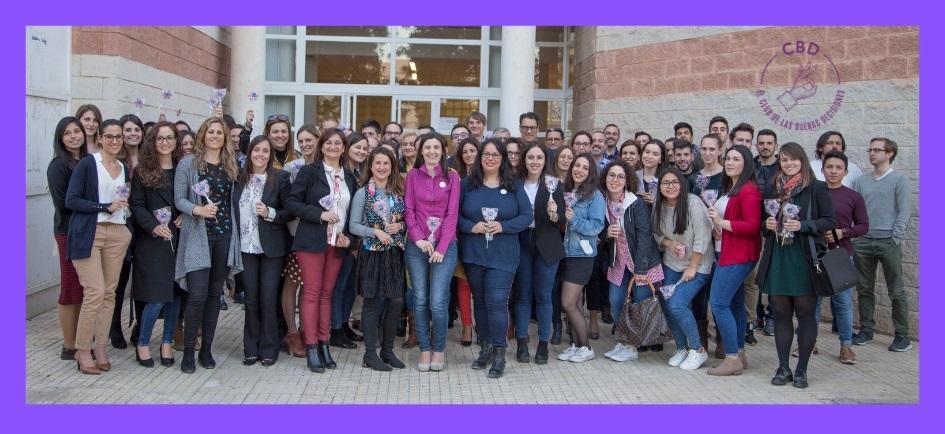 el club de las buenas decisiones universidad de alicante día 8 de marzo día internacional de la mujer