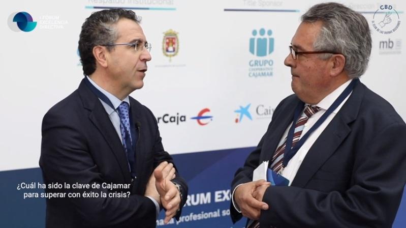 eduardo baamonde presidente cajamar fexdir