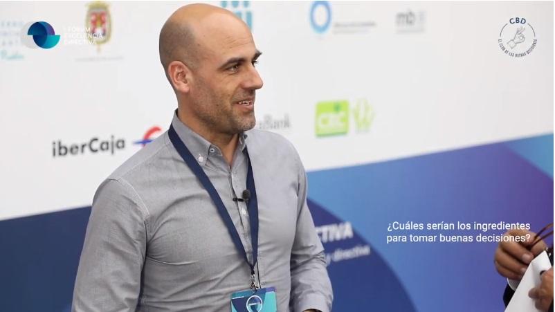 mariano sylveira cabify foro excelencia directiva fexdir club de las buenas decisiones universidad de alicante