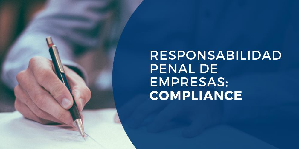 Responsabilidad penal de empresas compliance master en direccion y gestion de empresas universidad de alicante MDE