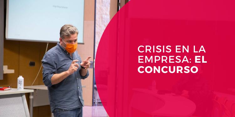 Crisis en la empresa el concurso jorge moya master direccion y gestion redes sociales MDE UA